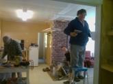 Don+plastering+ceiling.JPG