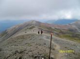 117+-+heading+down+Roberts+ridge.JPG