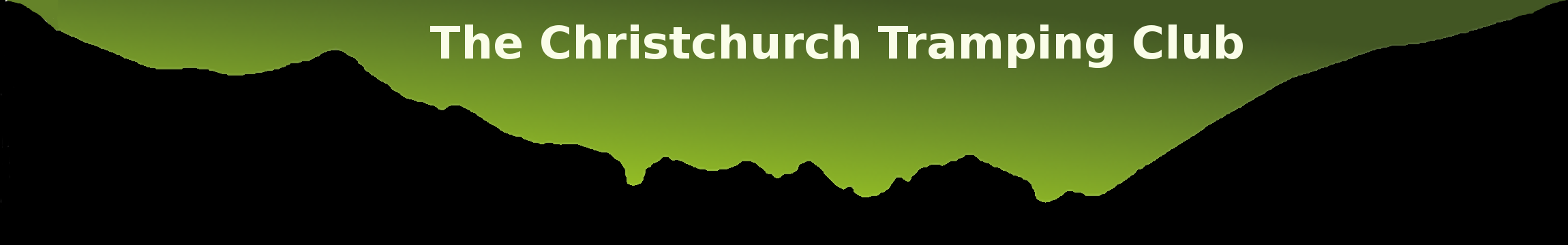 Christchurch Tramping Club